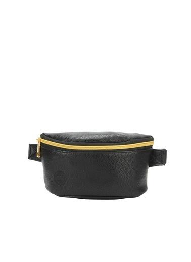 Mi-Pac Bel Çantası Siyah